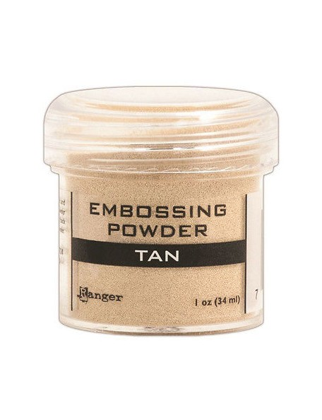 Ranger Embossing Powder Tan (34 ml)