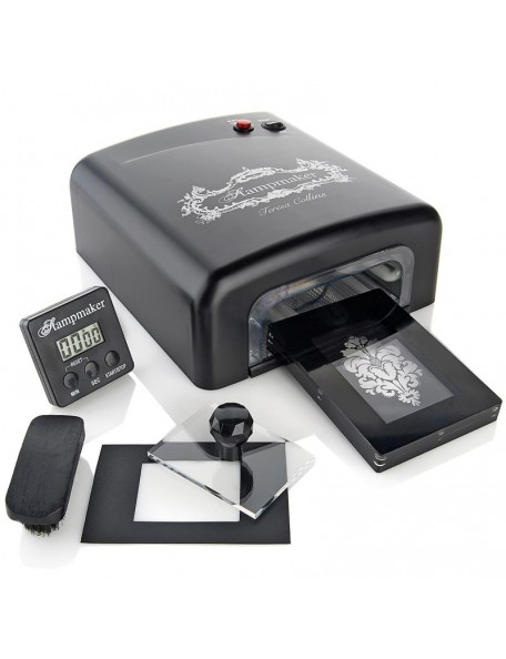 Teresa Collins Stampmaker Kit para crear tus propios sellos