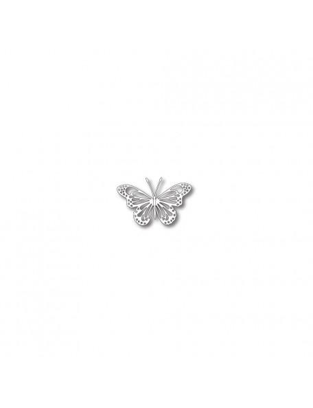 Memory Box Die Lunette Butterfly