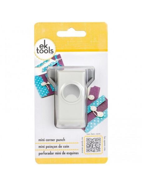 "Ek Tools - Mini Troquel para perforar esquinas de tamaño .35"""