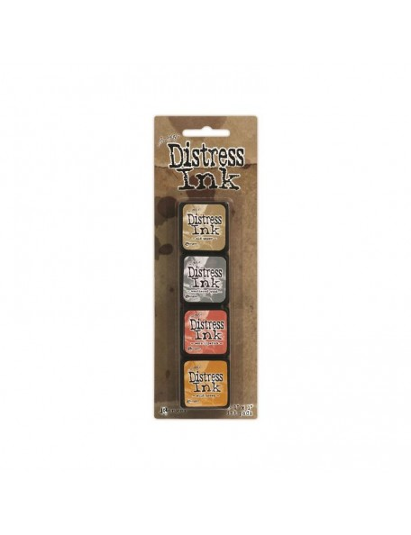 Ranger Mini Distress Ink Pad Kit 7