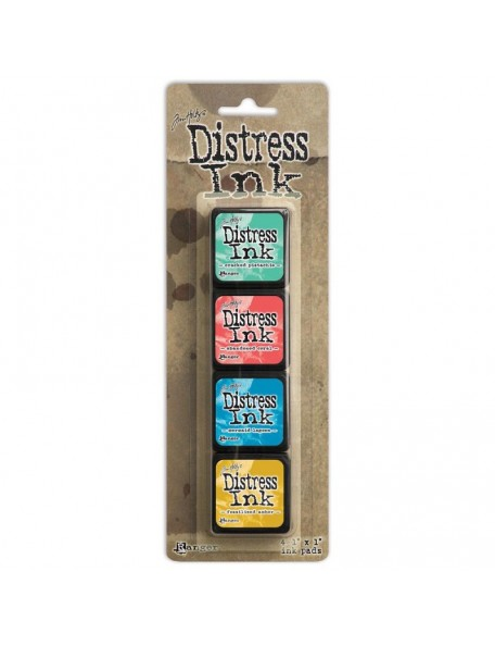 Ranger Mini Distress Ink Pad Kit 13