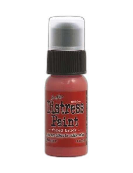 Ranger Tim Holtz Distress Paint Fired Brick (29 Ml)