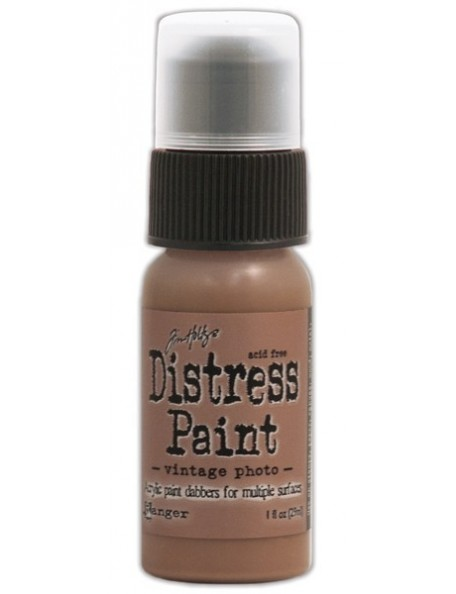 Ranger Tim Holtz Distress Paint Vintage Photo (29 Ml)