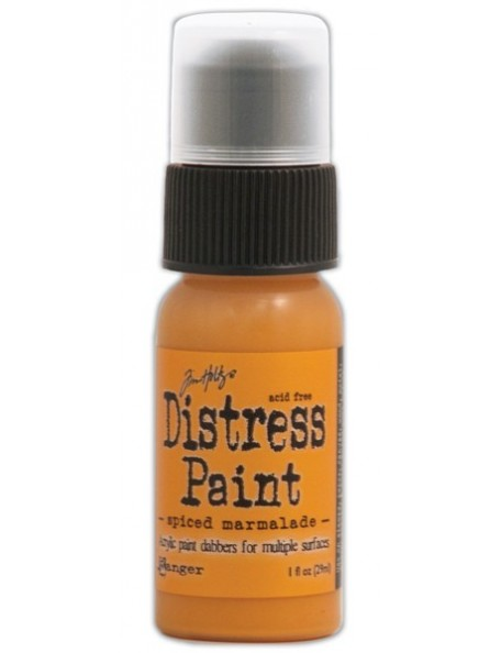 Ranger Tim Holtz Distress Paint Spiced Marmalade (29 Ml)