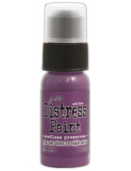 Ranger Tim Holtz Distress Paint Seedless Preserves (29 Ml)