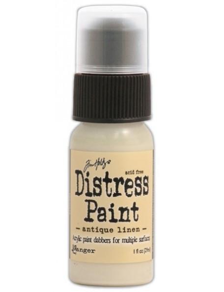 Ranger Tim Holtz Distress Paint Antique Linen (29 Ml)