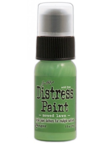 Ranger Tim Holtz Distress Paint Mowed Lawn (29 Ml)