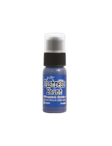 Ranger Tim Holtz Distress Paint Blueprint Sketch (29 ml)