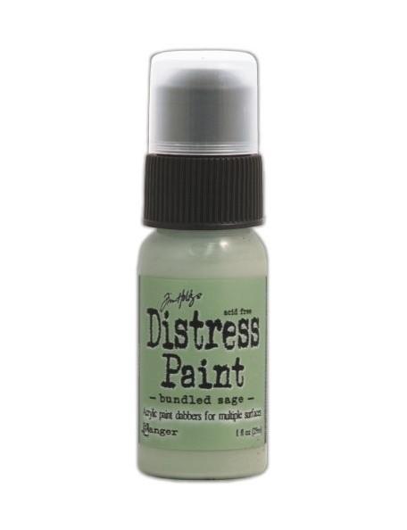 Ranger Tim Holtz Distress Paint Bundled Sage (29 Ml)