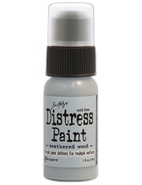 Ranger Tim Holtz Distress Paint Weathered Wood (29 Ml)