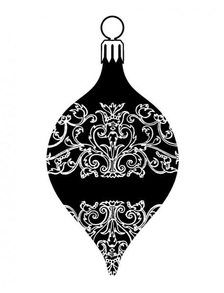 Artemio Sello De Navidad Bola Byzantine