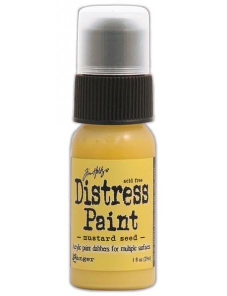 Ranger Tim Holtz Distress Paint Mustard Seed (29 Ml)