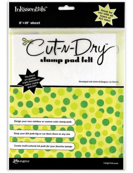 Ranger Cut-n-Dry Stamp Pad Felt