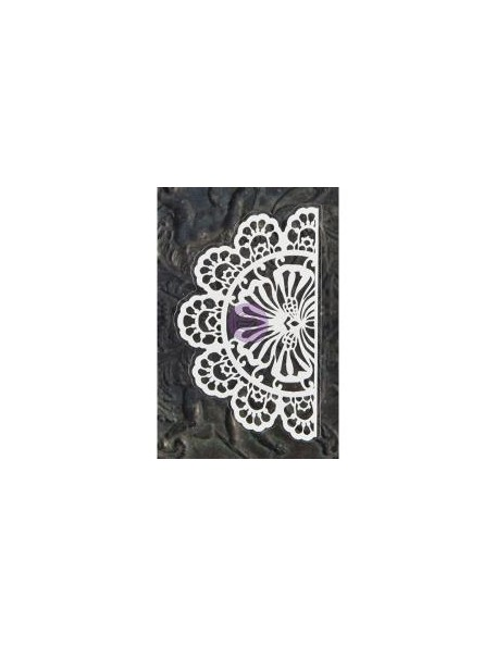 Prima Marketing Lace Stickers, Doily No.4