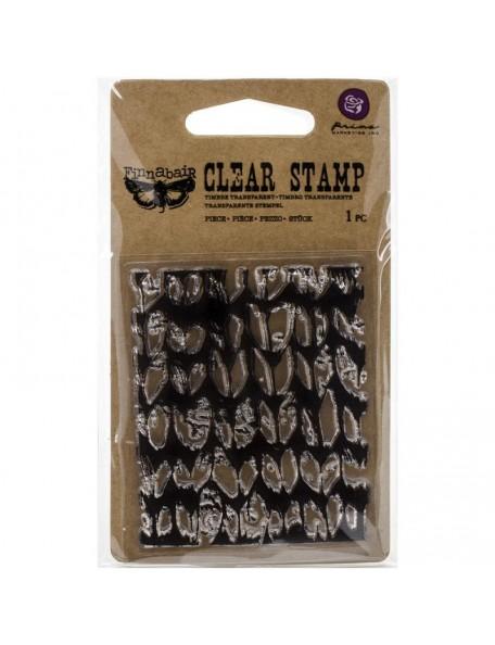 """Prima Marketing Finnabair Clear Stamp 2.5""""X3"""", Basket"""