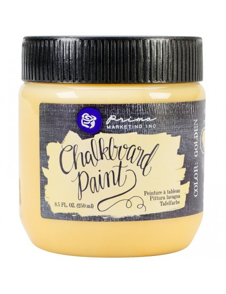 Prima Marketing Chalkboard Paint Golden (250 ml)