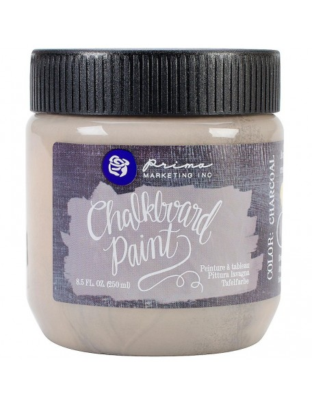 Prima Marketing Chalkboard Paint Charcoal (250 ml)