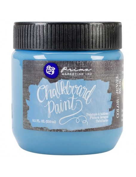 Prima Marketing Chalkboard Paint Jewel Blue (250 ml)