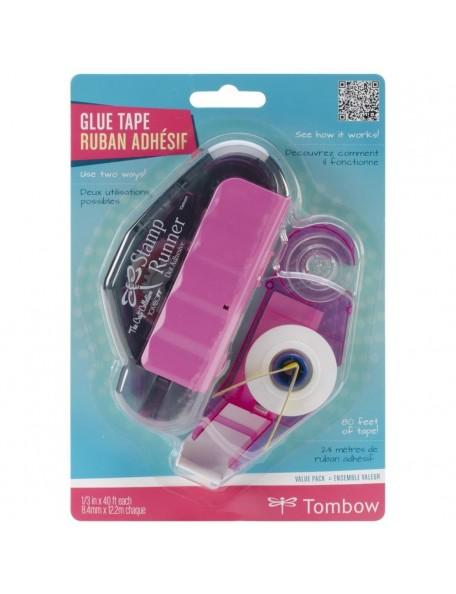 """Tombow Stamp Runner Dot Adhesive Dispenser 33"""" X 40'"""