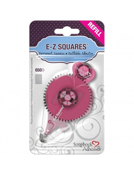 Scrapbook Adhesives E-Z Squares Refill 650