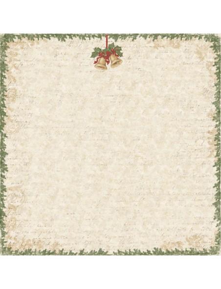 "Maja Design It's Christmas time - Jingle Bells Cardstock de doble cara 12""X12"""