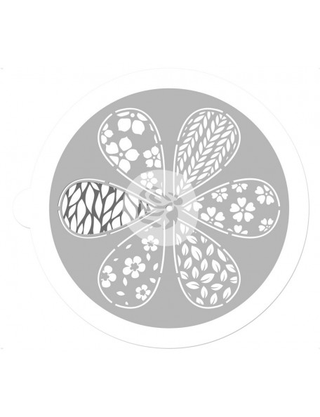 "Prima Marketing Pinwheel Plantilla 7"", Petal"