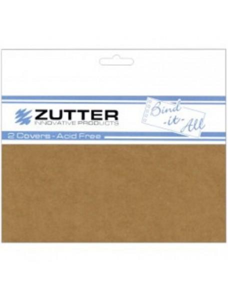 """Zutter Chipboard 7.5""""x5"""" (1 par)"""