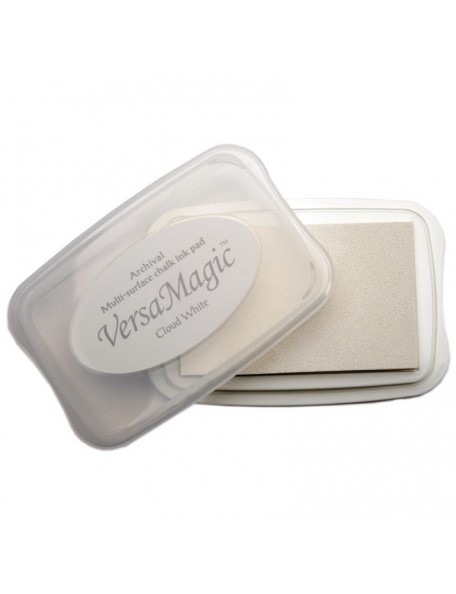 VersaMagic Chalk Ink Pad, Cloud White