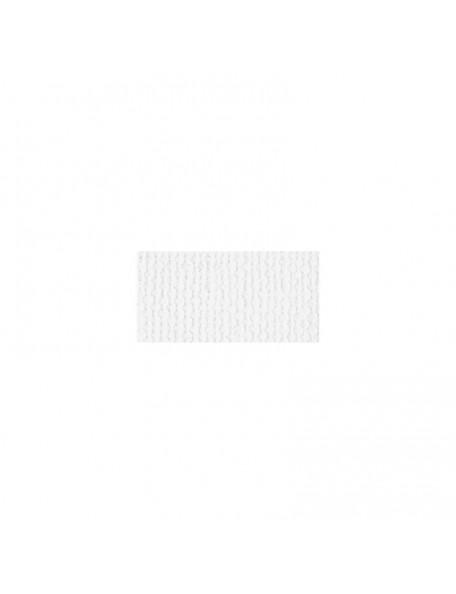 """Bazzill Mono Cardstock 12""""X12"""", Bazzill White/Canvas"""