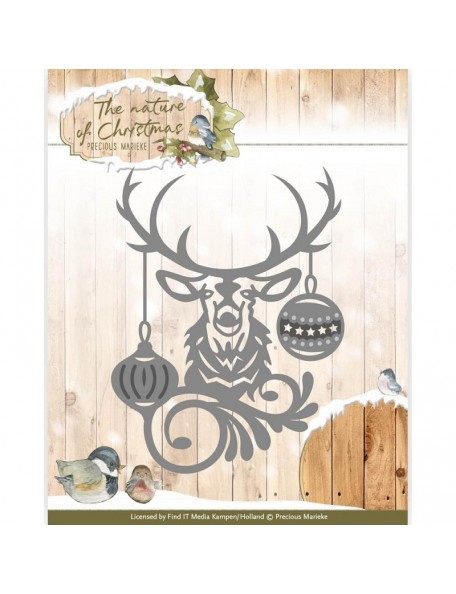 Precious Marieke Find It Trading Precious Marieke The Nature OfChristmas Die, Christmas Deer