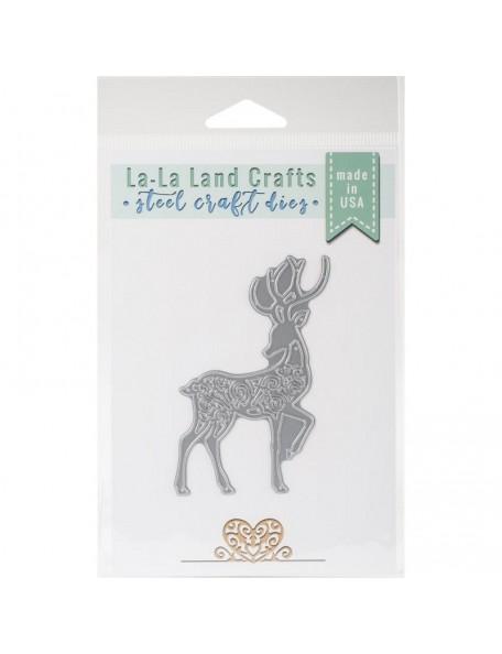 La-La Land Die, Filigree Reindeer 2