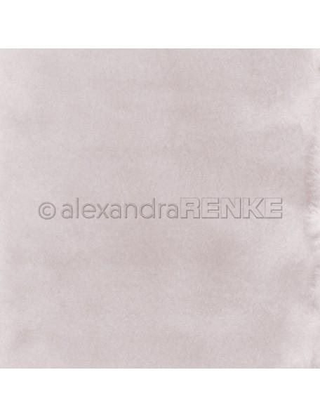 Alexandra Renke Cardstock de una cara 30,5x30,5 cm, Mimis Kollektion Aquarell Veilchenrosa
