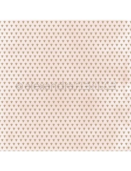 Alexandra Renke Cardstock de una cara 30,5 x 30,5 cm, Angeles de Oro