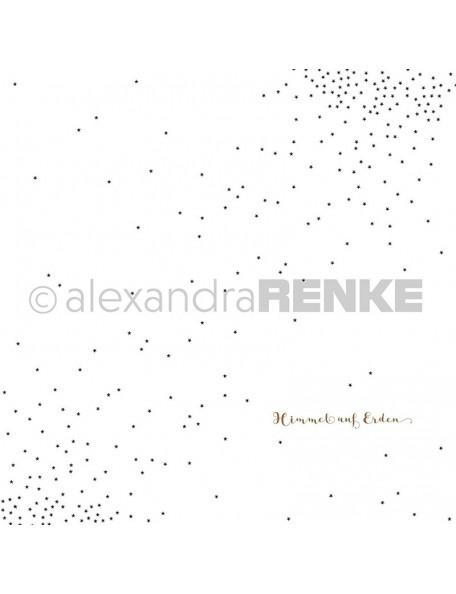 Alexandra Renke Cardstock de una cara 30,5x30,5 cm, El Cielo en la Tierra/Himmel auf Erden