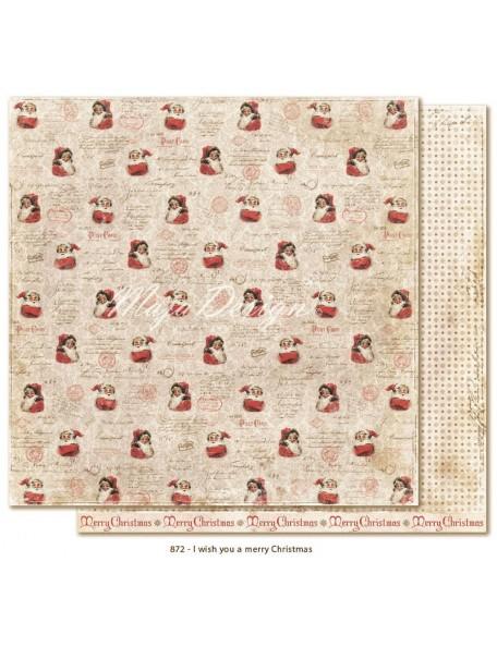 Maja Design I Wish, You a Merry Christmas
