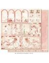 """Maja Design Summertime In the Garden Cardstock de doble cara 12""""x12"""", Die Cuts"""