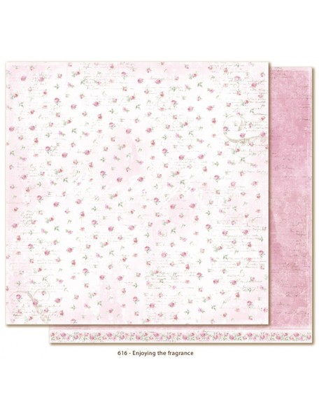 "Maja Design - Sofiero Enjoying the lovely fragrance Cardstock de doble cara 12""X12"""