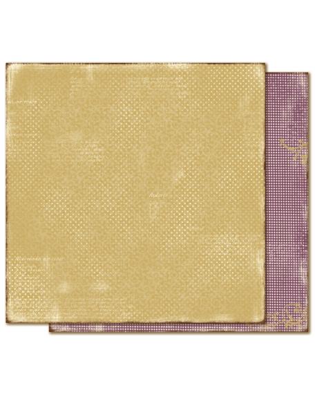 "Maja Design - Fika Cardstock de doble cara 12""X12"", Sockerkaka"