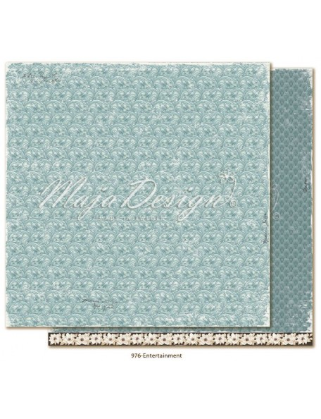 "Maja Design Celebration Cardstock de doble cara 12""x12"", Entertainment"