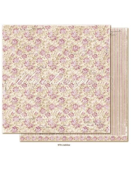 """Maja Design Celebration Cardstock de doble cara 12""""x12"""", Jubilee"""