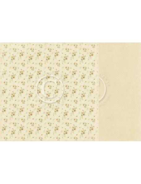 """Pion Design The Songbird's Secret Cardstock de doble cara 12""""x12"""", Marigold"""