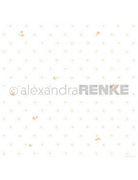 Papel Huevos Fritos/ Spiegeleier - Alexandra Renke