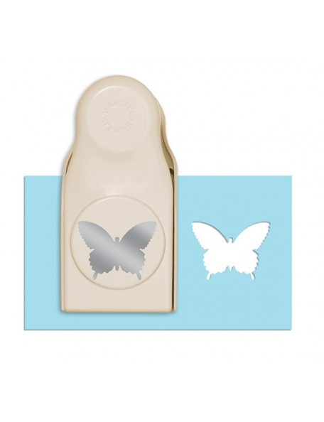 "Martha Stewart Extra Large Punch Country Butterfly, 1.5""X2.25"""