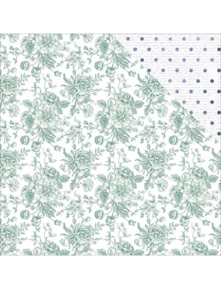 "Province Paper - ""Wandering Ivy"", Kaisercraft."