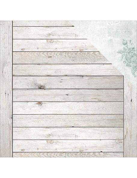 "Kaisercraft Wandering Ivy Cardstock de doble cara 12""X12"", Panelling"