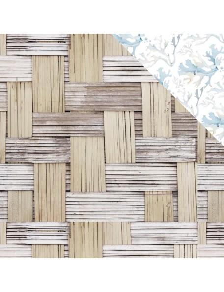 """Thatched Paper - """"Beach Shack"""", Kaisercraft"""