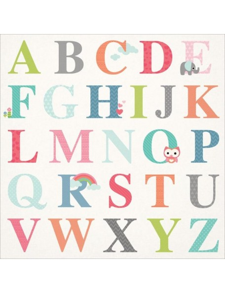 """ABC Paper - """"Little One"""", Kaisercraft"""