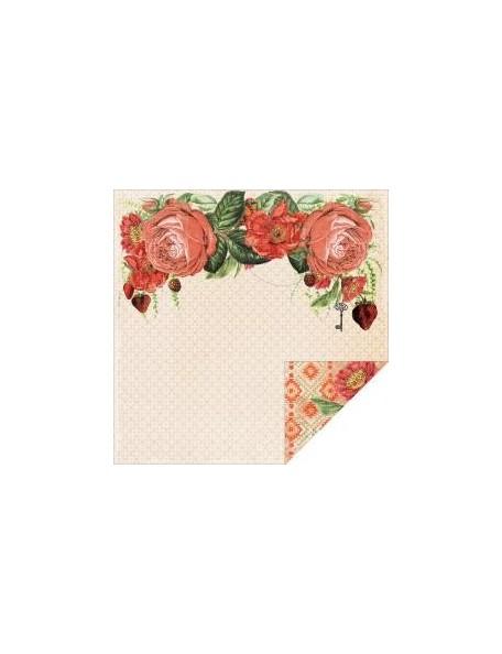 "Kaisercraft - Madam Boutique Cardstock de doble cara 12""x12"", Camisole"