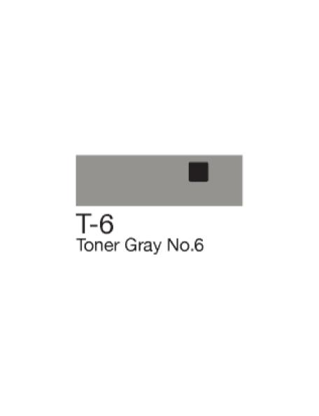 Copic Sketch Markers, Toner Gray No. 6